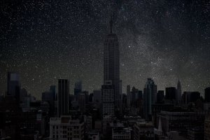 ny without lights