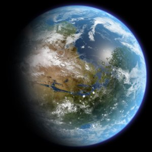 another terraformed Mars